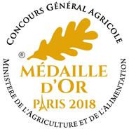 medaille d'or huitres cancale